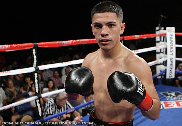 caballero boxing