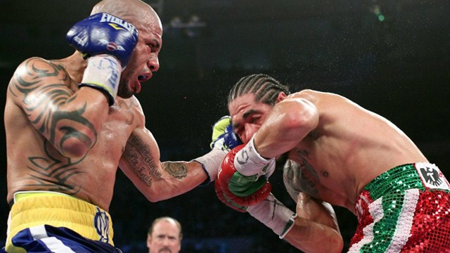 Cotto Batters Margarito