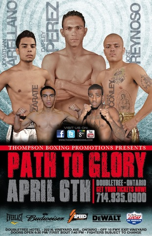 Path To Glory 4-6