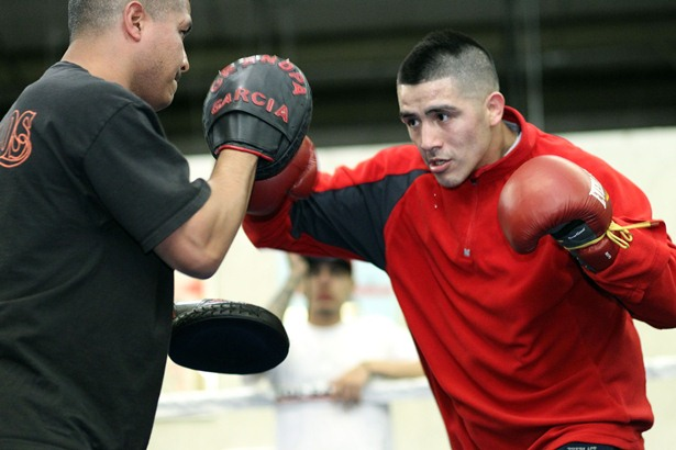 Brandon Rios in Las Vegas Photo Credit : Chris Farina - Top Rank