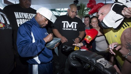 Floyd Mayweather