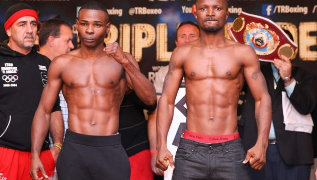 HBO Boxing After Dark: Guillermo Rigondeaux vs Joseph Agbeko Weigh-In