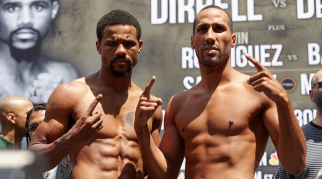 Dirrell DeGale