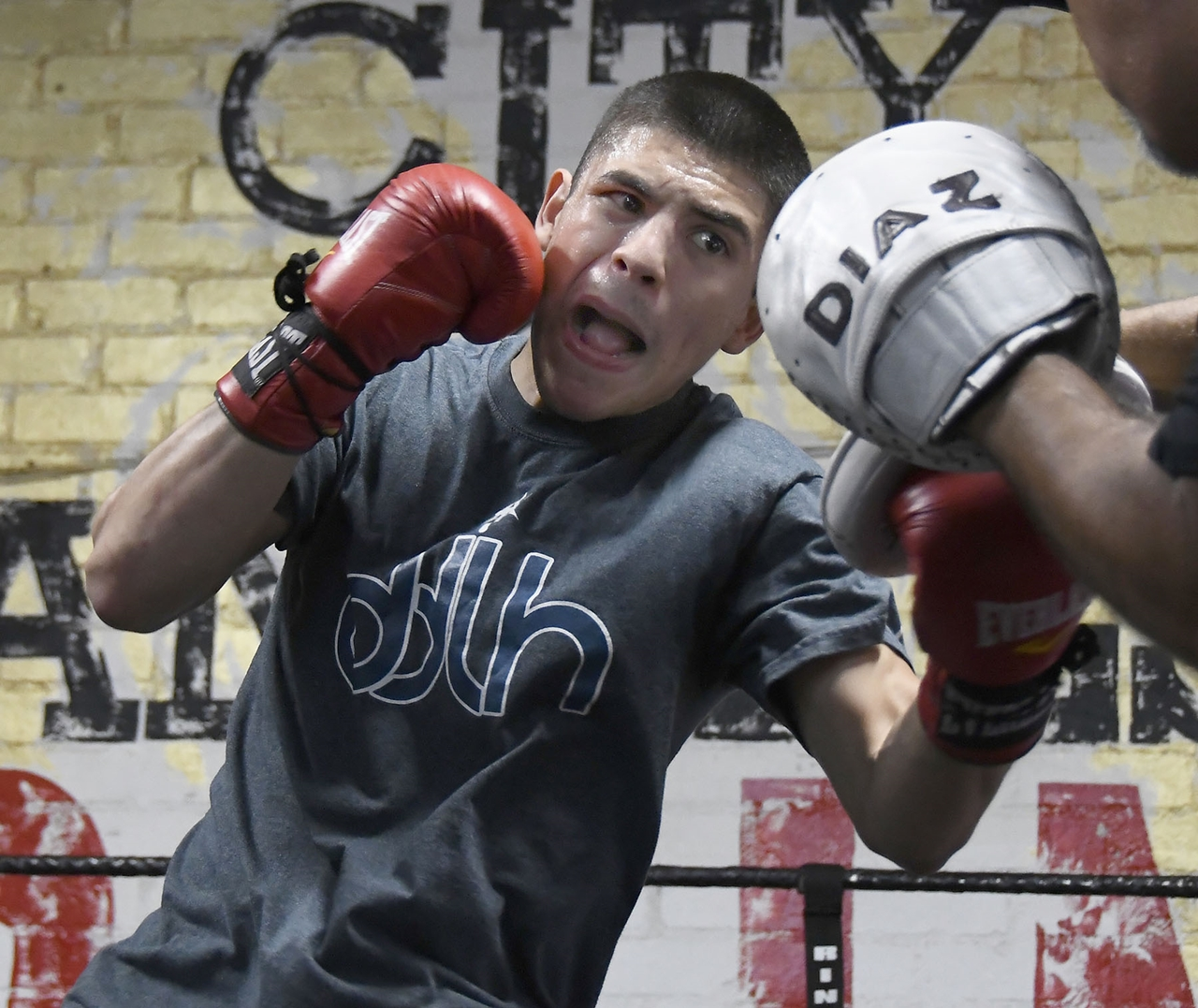 Canelo Vs. Smith Undercard Fighters Prepare For Sept. 17